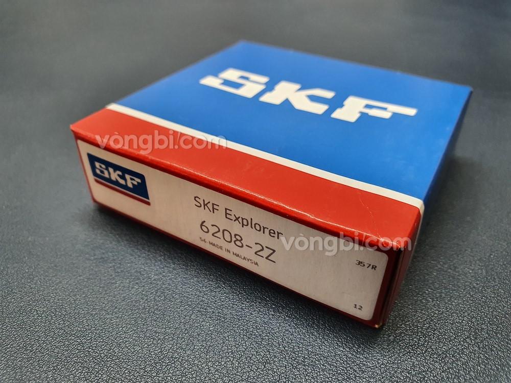 vòng bi bạc đạn 6208-2Z