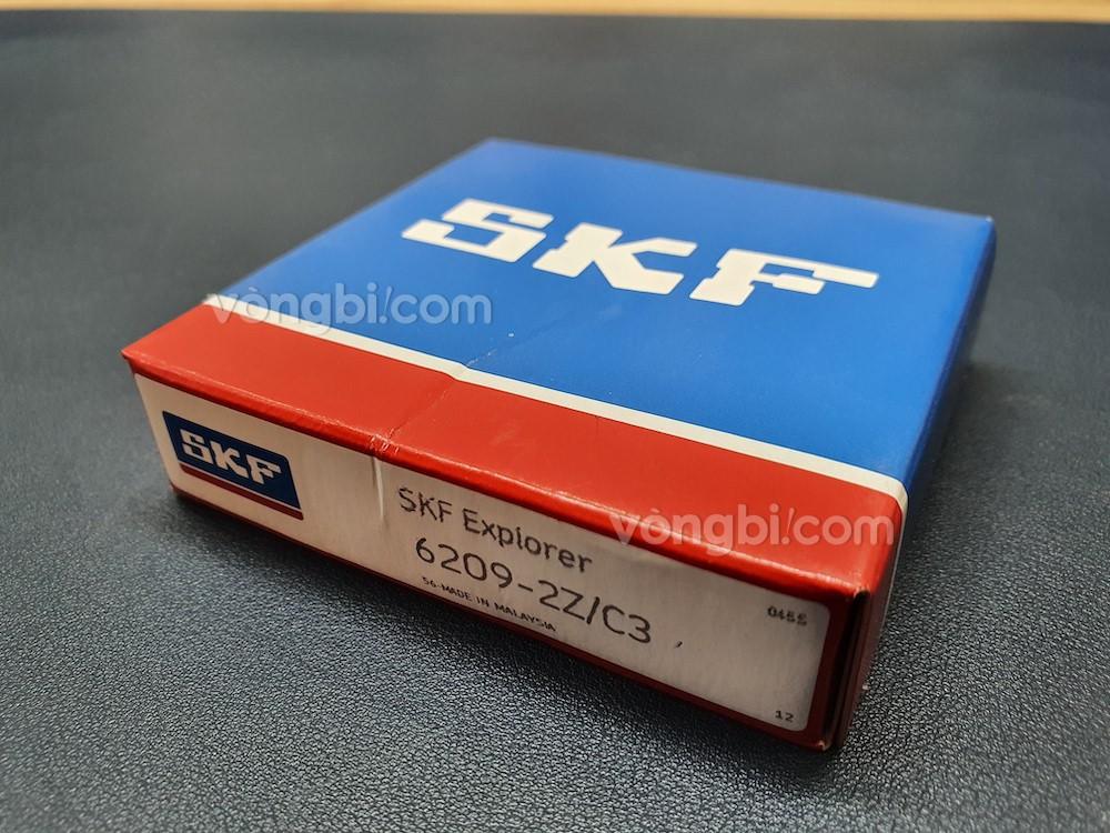 vòng bi bạc đạn 6209-2Z/C3