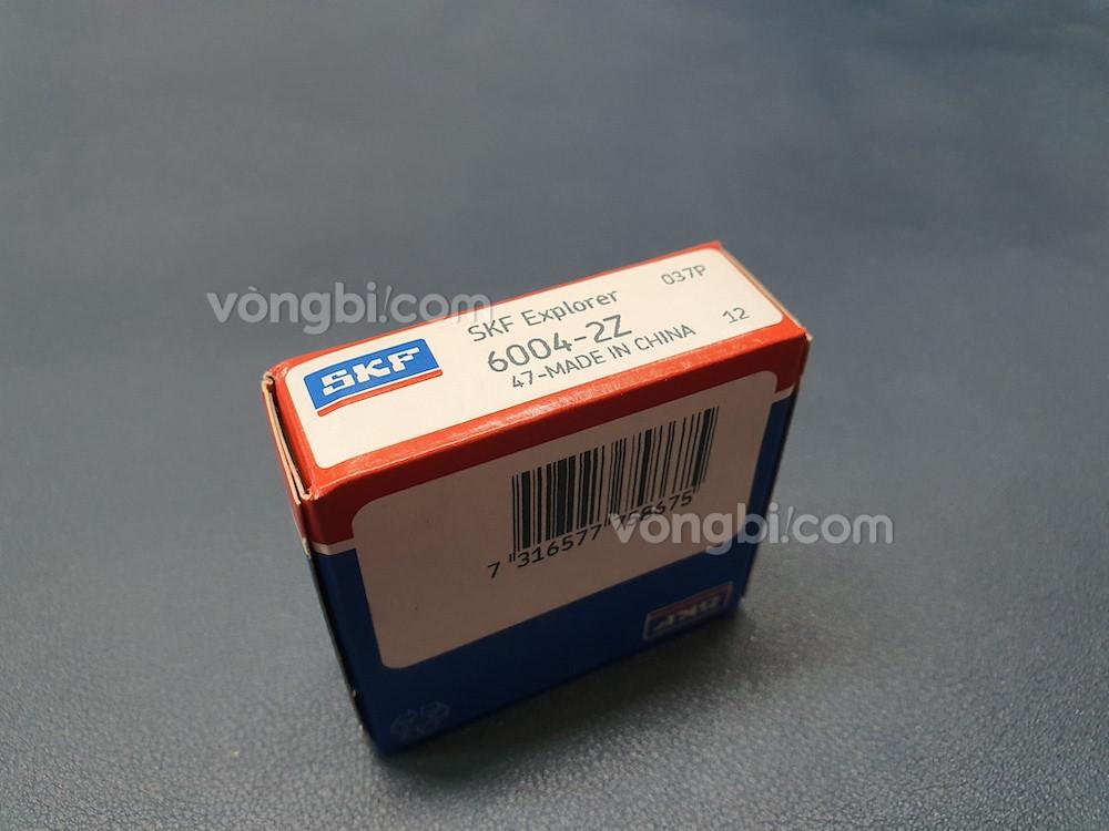 Vòng bi bạc đạn 6004-2Z SKF chính hãng