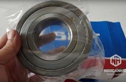 Trên tay vòng bi 6310 SKF chính hãng - Deep groove ball bearings SKF 6310