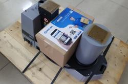 Mở hộp máy gia nhiệt vòng bi SKF TIH 100M/230V - SKF Induction Heater
