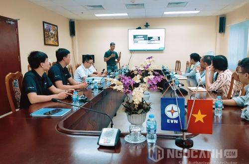 Hình ảnh hoạt động CSKH của SKF Việt Nam tại Quảng Ninh