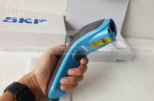 Trên tay súng đo nhiệt độ SKF TKTL 10