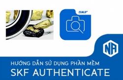 SKF Authenticate, Phần mềm kiểm tra vòng bi SKF giả