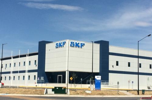 SKF khai trương nhà máy chuyên về giải pháp phớt chặn tại Mexico