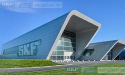 Một số hình ảnh nhà máy và trung tâm nghiên cứu nổi tiếng của SKF