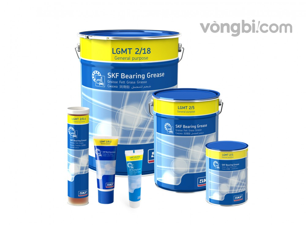 Mỡ SKF LGMT 2