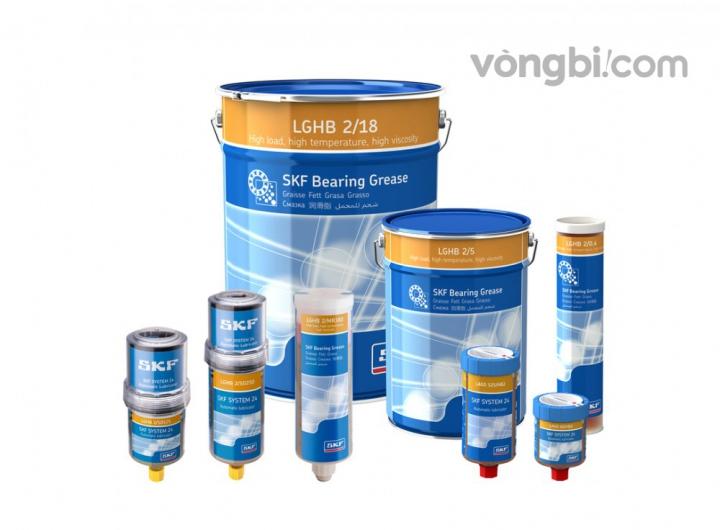 LGHB 2, mỡ chịu nhiệt, độ nhớt cao chính hãng SKF