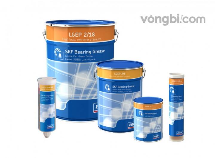 LGEP 2, Mỡ EP công nghiệp chính hãng SKF
