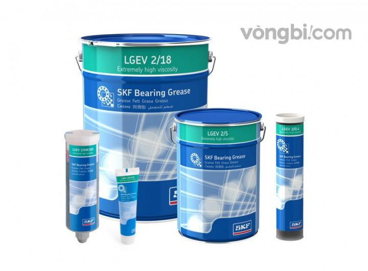 LGEV 2, Mỡ EP công nghiệp chính hãng SKF