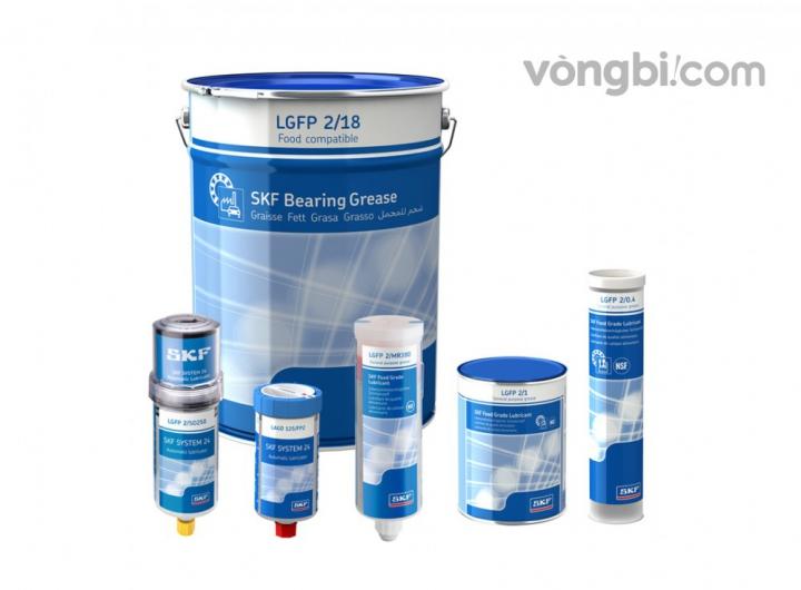 LGFP 2, Mỡ dành cho ngành thực phẩm chính hãng SKF