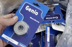 Khui hộp vòng bi bạc đạn xe máy SKF Enduro & Genio